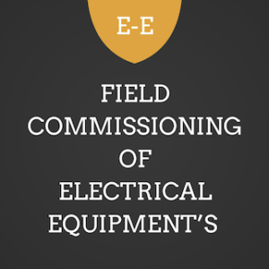 Field Commissioning of Electrical Equipment training