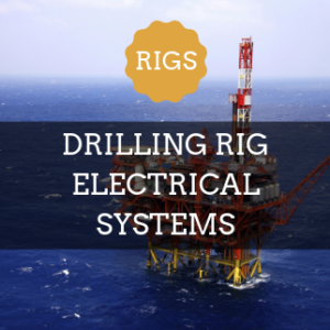 drilling rig electrical system training institute