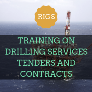 oil and gas, tenders, contracts, training