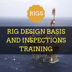best rig design rig inspection training