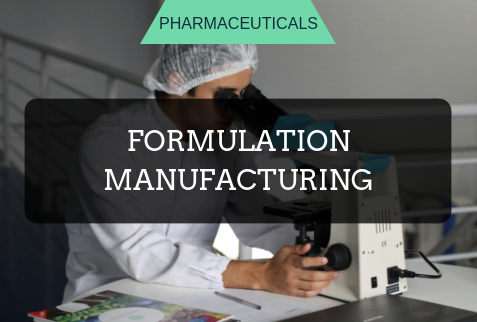Formulation Manufacturing in Pharmaceuticals Online Training Program