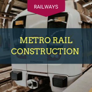 metro rail construction course