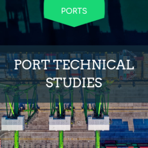 port construction technical studies training