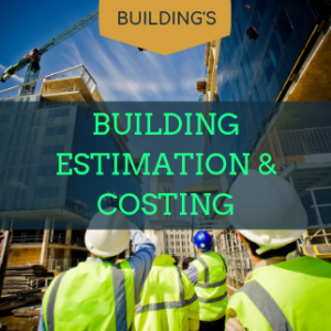 building estimation costing training course